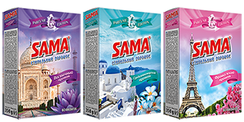 SAMA® Perfumed washing powder